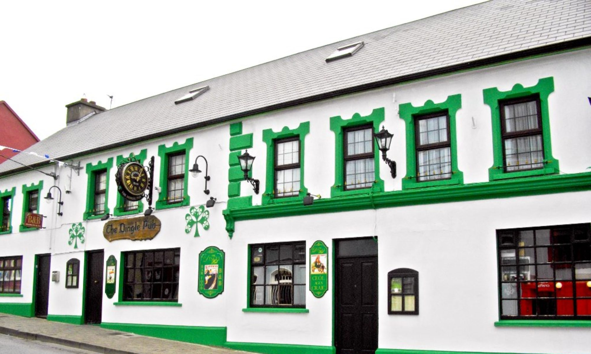 The Dingle Pub